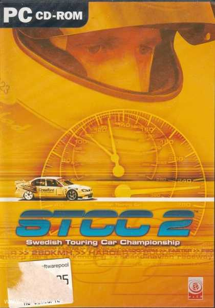 Misc. Games - STCC 2: Swedish Touring Car Championship