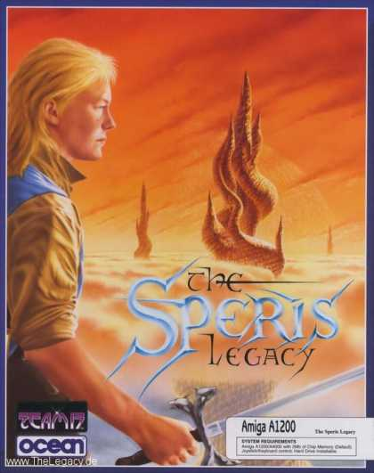 Misc. Games - Speris Legacy, The