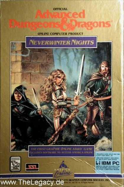 Misc. Games - Neverwinter Nights
