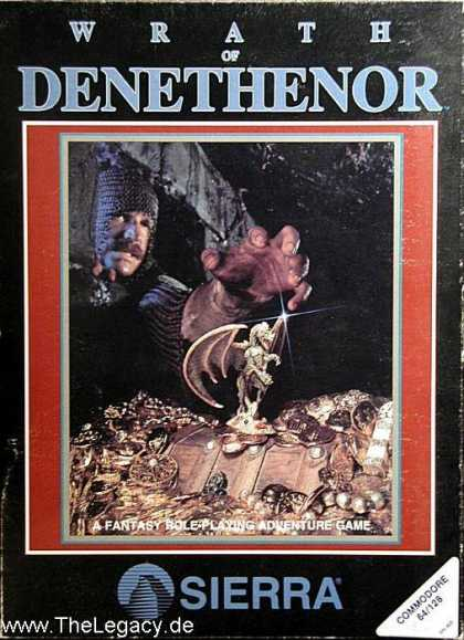 Misc. Games - Wrath of Denethenor