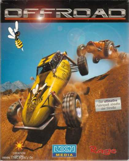 Misc. Games - Offroad
