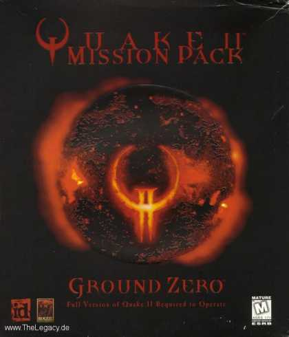 Misc. Games - Quake 2: Ground Zero -Mission Pack-