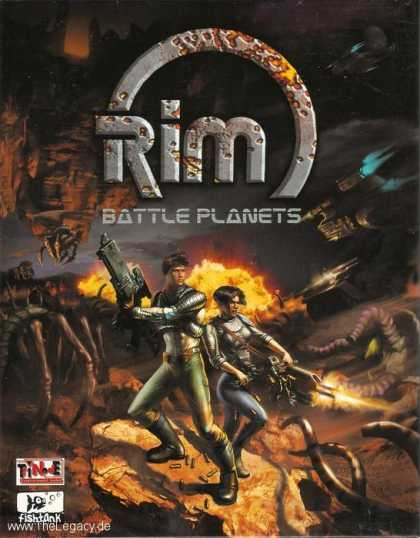 Misc. Games - RIM: Battle Planets