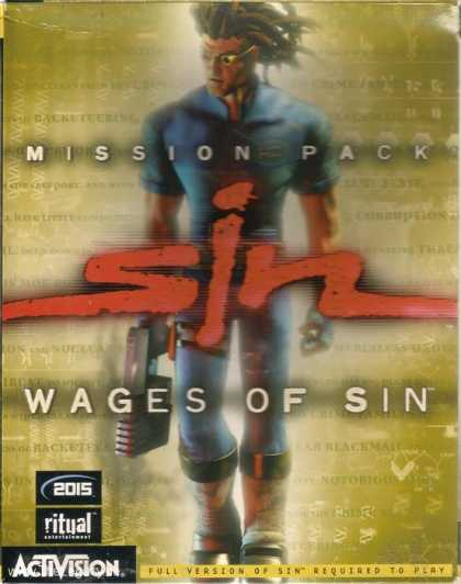 Misc. Games - Sin: Wages of Sin