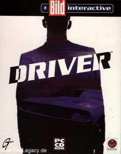 Misc. Games - Driver