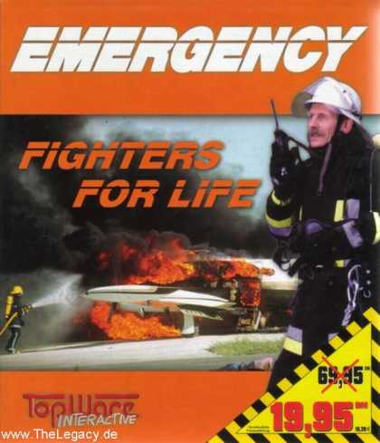 Misc. Games - Emergency: Fighters for Life