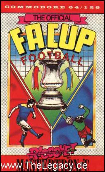 Misc. Games - F.A. Cup Football