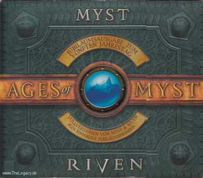 Misc. Games - Ages of Myst