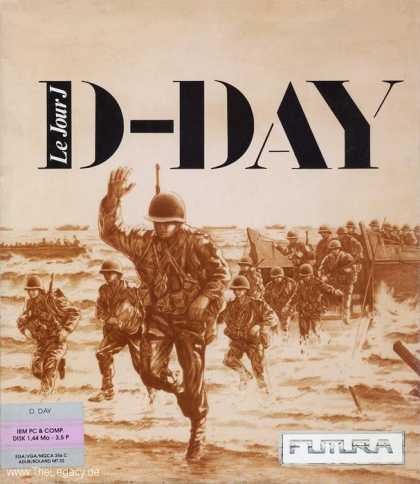 Misc. Games - D-Day