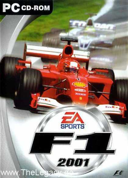 Misc. Games - F1 2001