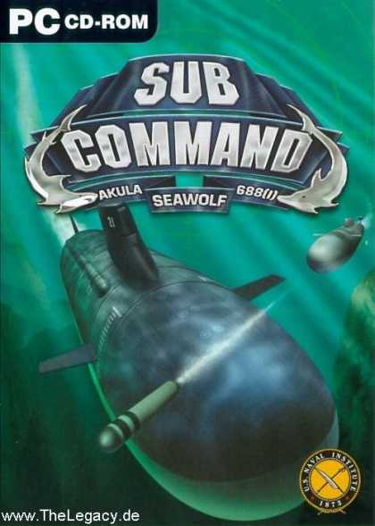 Misc. Games - Sub Command