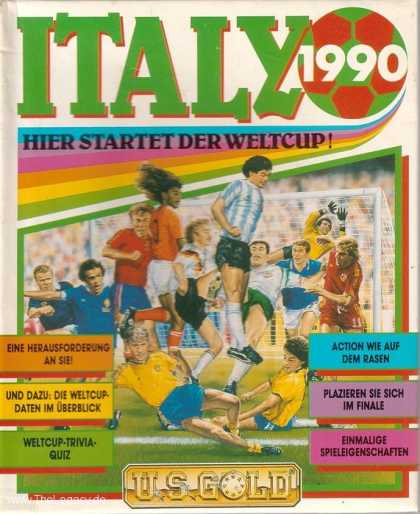 Misc. Games - Italy 1990