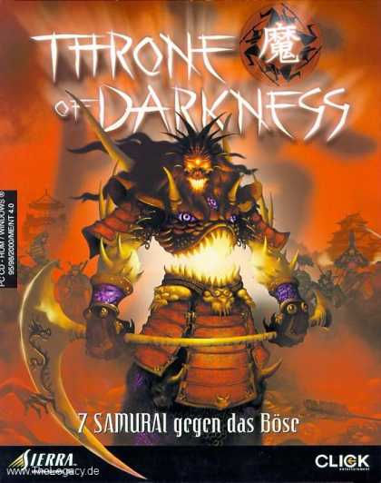 Misc. Games - Throne of Darkness