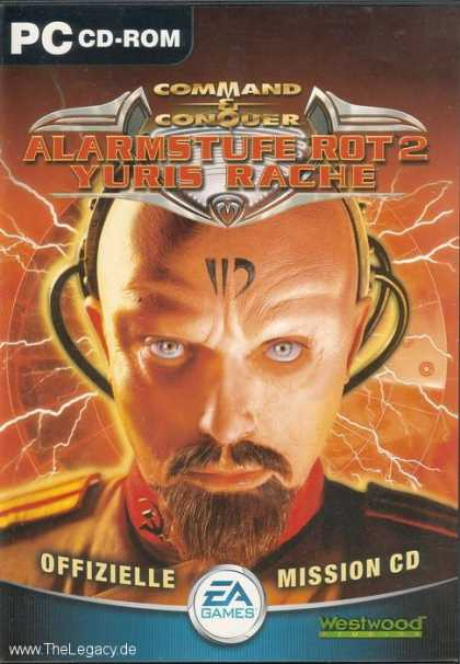 Misc. Games - Command & Conquer: Alarmstufe Rot 2 - Yuris Rache