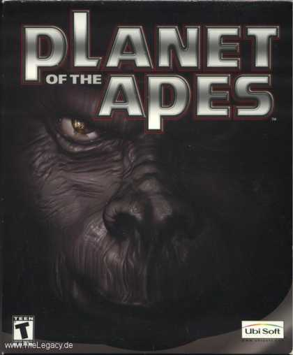 Misc. Games - Planet of the Apes