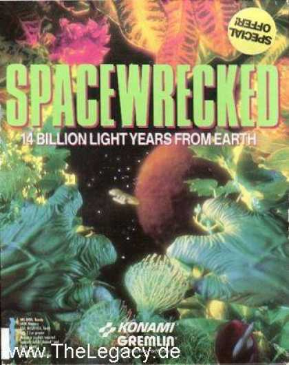 Misc. Games - Space Wrecked: 14 Billion Light Years from Earth