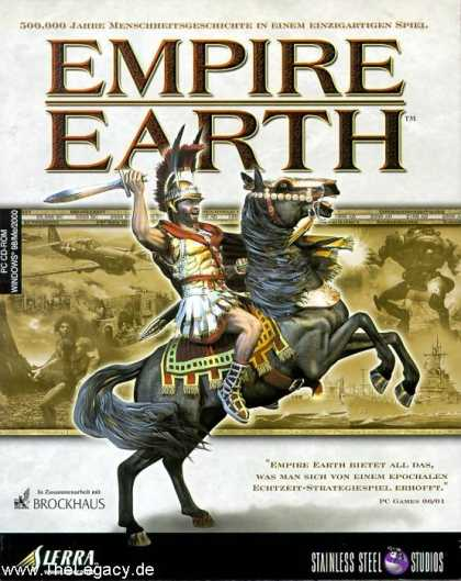 Misc. Games - Empire Earth