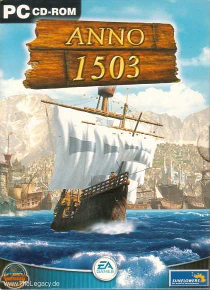 Misc. Games - Anno 1503