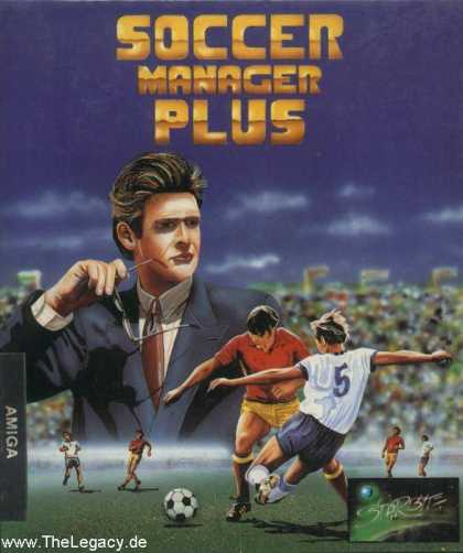 Misc. Games - Soccer Manager Plus
