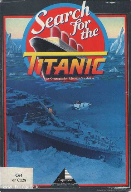 Misc. Games - Search for the Titanic