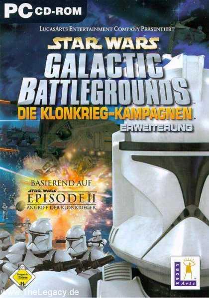 Monton de juegos de Star Wars Pc 5623-1