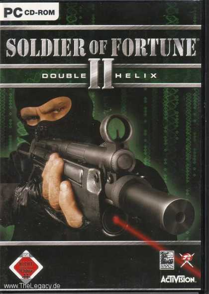 Soldier of Fortune 2: Double Helix (2002)ISO ENG
