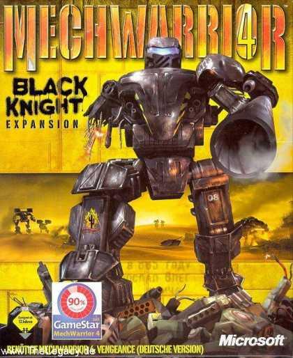 Mechwarrior 4 + Addons