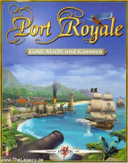 Port Royale 5648-1