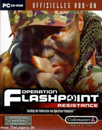 Misc. Games - Operation Flashpoint: Resistance