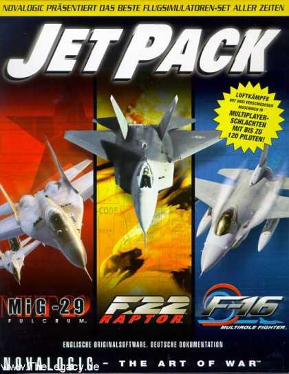 Misc. Games - Jet Pack
