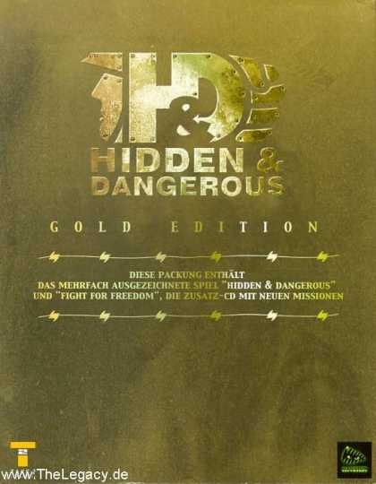 Misc. Games - Hidden & Dangerous - Gold Edition