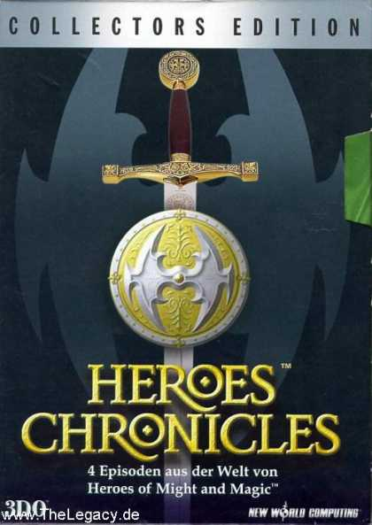 Misc. Games - Heroes Chronicles - Collector's Edition
