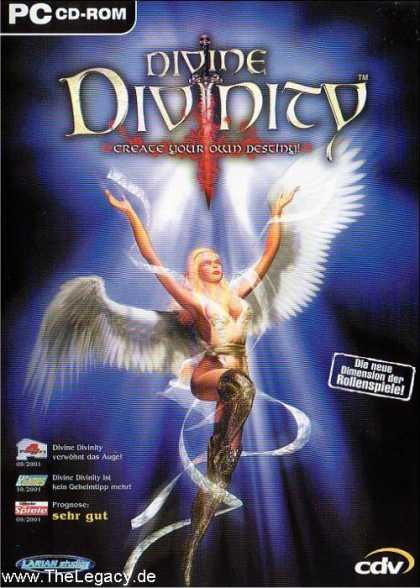 Misc. Games - Divine Divinity: Create your own Destiny!