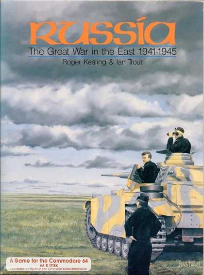 Misc. Games - Russia: The Great War in the east 1941-1945