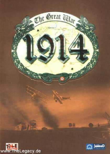 Misc. Games - Great War, The: 1914