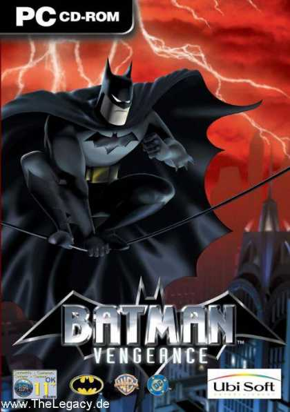 Misc. Games - Batman Vengeance
