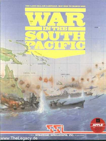 Misc. Games - War in the South Pacific
