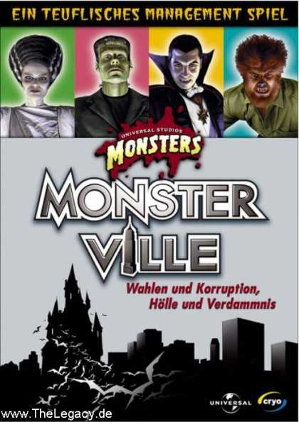 Misc. Games - Monster Ville