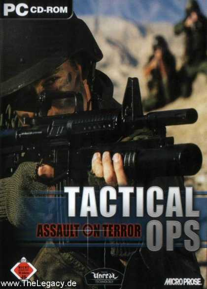 Misc. Games - Tactical Ops: Assault on Terror
