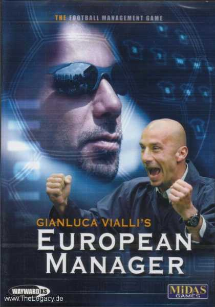 Misc. Games - Gianluca Vialli's European Manager