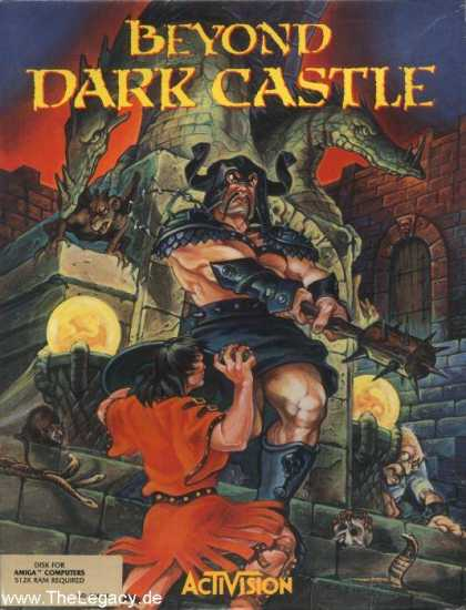 Misc. Games - Beyond Dark Castle