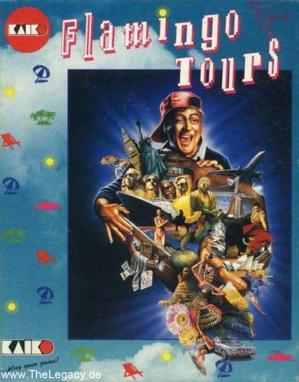 Misc. Games - Flamingo Tours