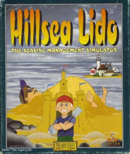 Misc. Games - Hillsea Lido: Die Seebad Manager Simulation