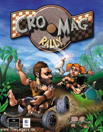 Misc. Games - Cro-Mag Rally