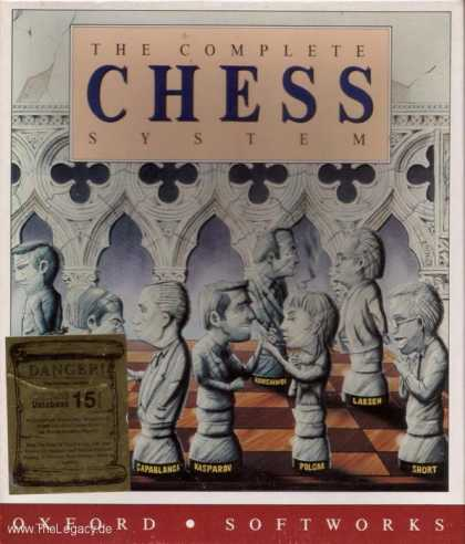 Misc. Games - Complete Chess System, The