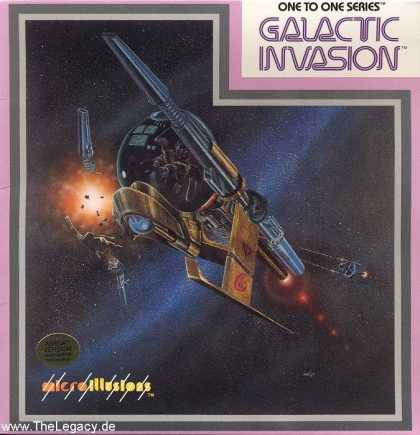 Misc. Games - Galactic Invasion
