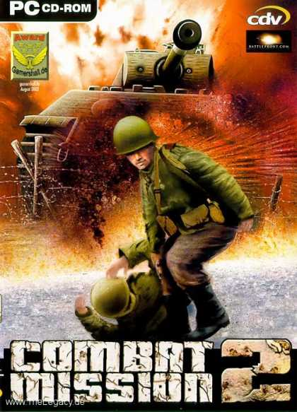 Misc. Games - Combat Mission 2: From Barbarossa to Berlin
