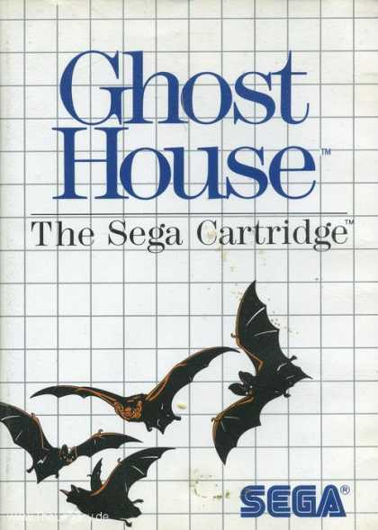 Misc. Games - Ghost House