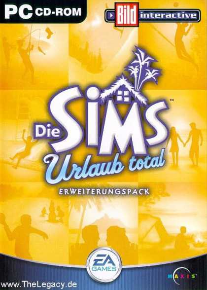 Misc. Games - Sims, The: Vacation