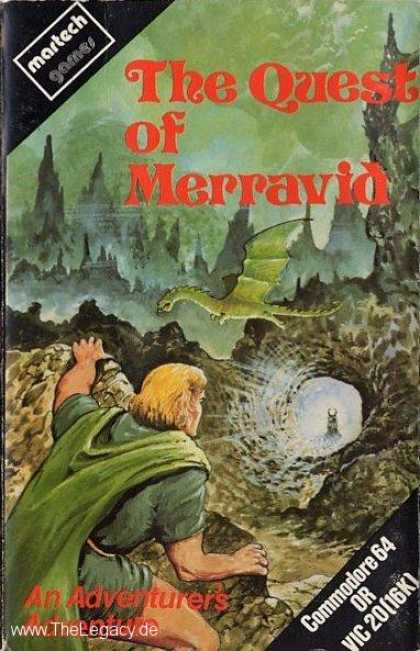 Misc. Games - Quest of Merravid, The